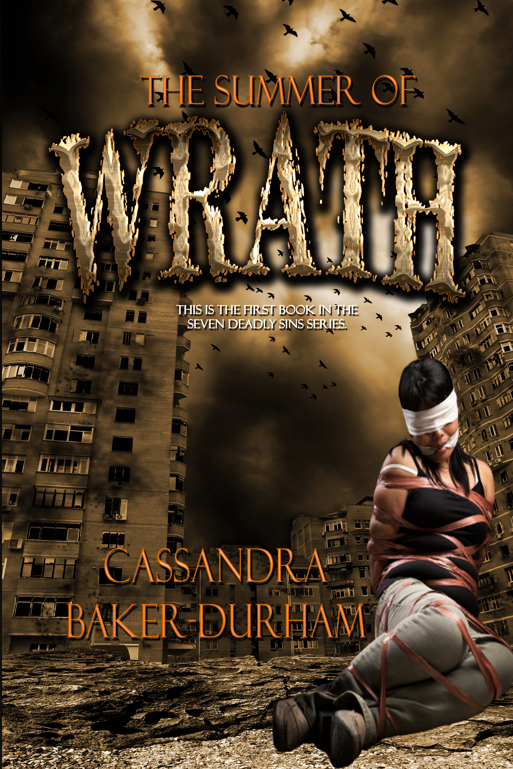 Summer of Wrath front cover